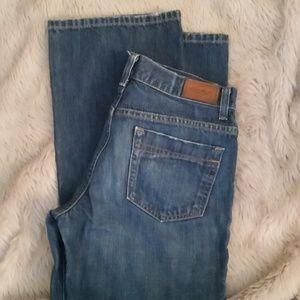 Eddie Bauer bootcut blue jeans  4P